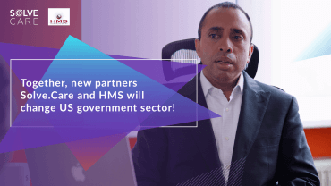 Solve.Care partners with HMS to bring innovative blockchain platform to US Federal Sector