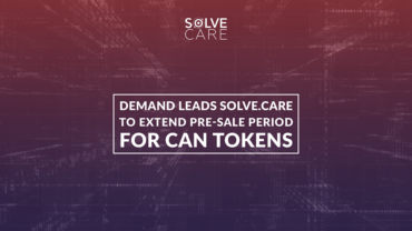 Demand leads Solve.Care to extend pre-sale period for CAN tokens