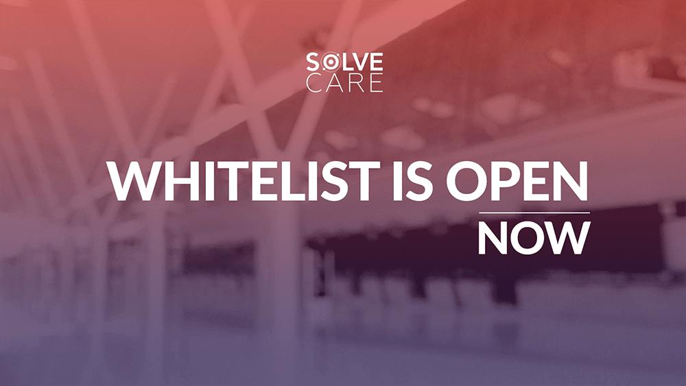 Solve.Care Whitelist is open