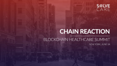 Blockchain Healthcare Summit 2018 welcomes Solve.Care as the exhibition partner