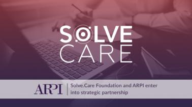 ARPI becomes a strategic partner of Solve.Care