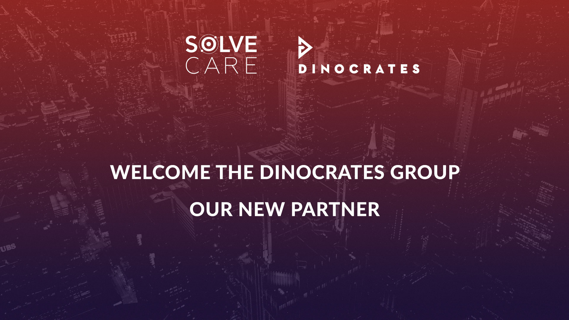 Solve.Care welcomes new partner The Dinocrates Group