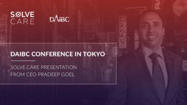 DAIBC Tokyo 2018 Solve.Care CEO Pradeep Goel Presentation